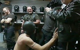 homosexual man likes to be abused and dominated