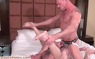 colin steele and peter axel steamy homosexual