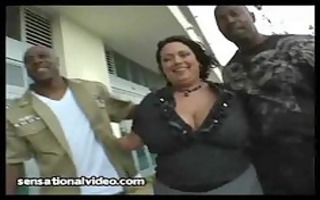latin babe wife acquires dped by large black