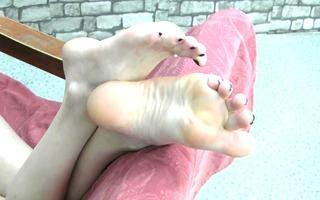 foot bondage