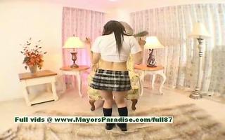 ayane sakurada virginal cute chinese schoolgirl