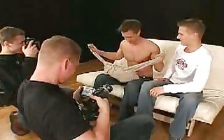 homosexual fellows receive in nature in the