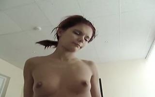 amateur wife sucks 46-pounder and acquires cum