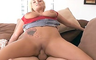 mother i is pleasuring her bunghole with riding