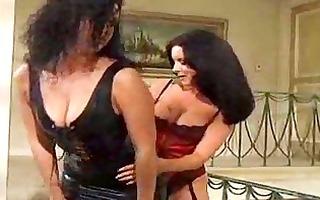 hawt fetish lesbos in act