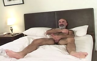 daddys dick in hand