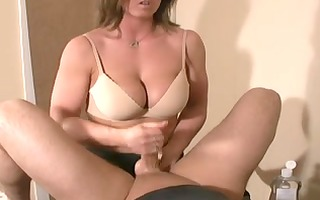 dominating a dude with a strap before he is