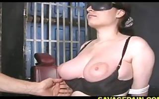 bizarre titty agony for alexa