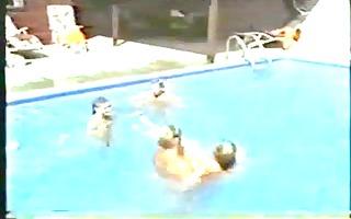 vintage pool party (german dub)
