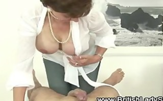 chic lady cook jerking and russian