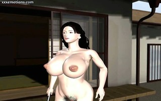 animated d like to fuck with biggest melons
