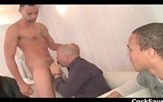 horny homosexuals ordered a stripper home part11