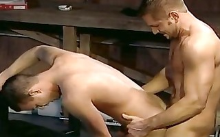 daddy gives son a precious drilling