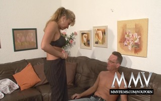 mmv films fucking her cum-hole as a pay off