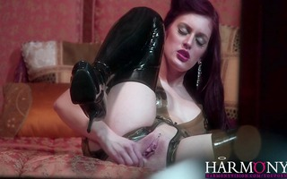 harmony vision intensive double penetration and