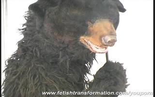 honey transformed into a bear (movie)