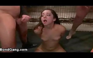 good pantoons hottie drilled and face cummed in