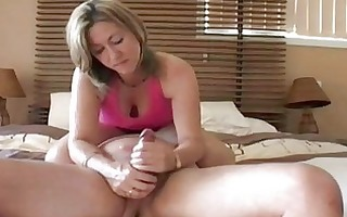 the most good of femdom tugjob 6