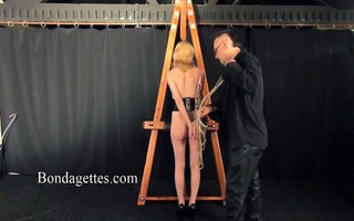 golden-haired slavery honey weekay