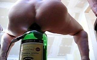 bottle in the wazoo