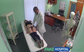 fakehospital doctor creampies sexy athletic