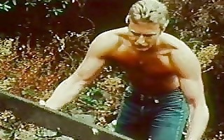 hardcore hunk fuck in the forest abode