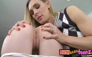 mommy and daughter share cock allie james,tanya