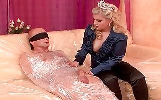 fetish doxy uses boys schlong