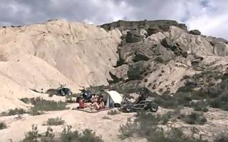outdoor desert fuck