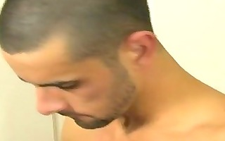 homosexual fuck after wetting every others cocks,