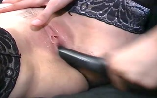 breasty lesbian babes making every other cum -