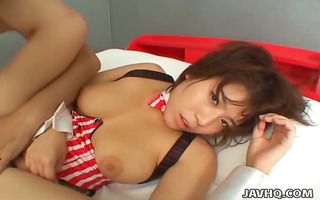 huge milk cans oriental babe blowjob here
