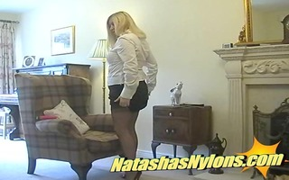 strict female-dominator english housewife in