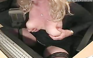58 years perverted mama silvia plays for web