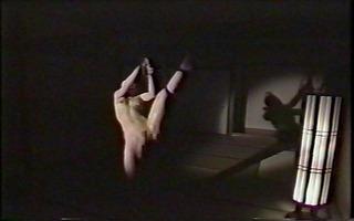 japanese ms self flogging-s &; m show