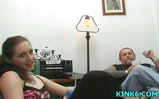 serf gagged and twat whipped