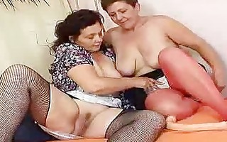 old shorthaired mellow lesbo games