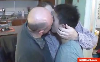 hung aged bears fucking a queer