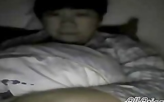 chinese honey plays with cookie befor bed