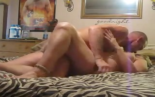 wife and spouse on daybed