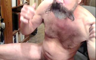 daddy felix wanking on webcam