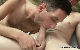 bald hair hunk pleasant a unshaved boy with