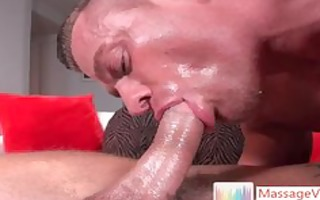 fellow shane getting his oiled and willing dick