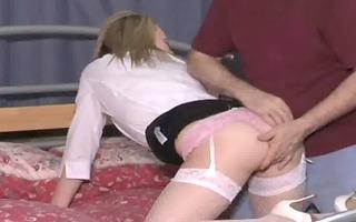 10691-3 kaye - hawt spanking