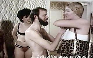 vintage euro interracial porn - 3185s