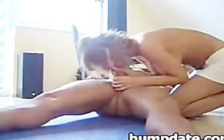 squirting honey rides rod and receives creampied