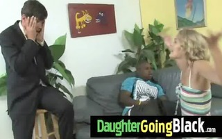 watch my daughter drilled by a darksome guy 41
