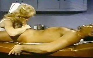 nina hartley treats patient with fur pie