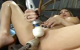 big hooters golden-haired d like to fuck fucking