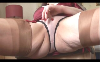 large love muffins aged mother i shows off sheer